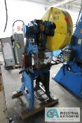 """V&O NO. 1 STAMPING PRESS; S/N 104-115, WITH 3"""" FEEDER **LOADING FEE DUE THE """"ERRA"""" GRG TRUCKING, $"""