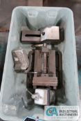 "3"" PRECISION TOOL MAKERS VISE WITH 4"" DRILL VISE"
