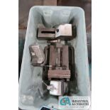 """3"""" PRECISION TOOL MAKERS VISE WITH 4"""" DRILL VISE"""