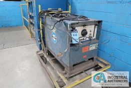 250 AMP MILLER DIALARC HF AC/DC GAS TUNGSTEN OR SHEILDED METAL ARC WELDING POWER SOURCE; S/N