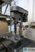 """15"""" WALKER-TURNER BENCH MOUNTED DRILL; S/N N/A"""