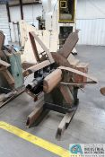 2,500 LB. CAPACITY AMERICAN STEEL LINE MODEL 60 EXPANDING MANDREL UNCOILER; S/N 7606 (NEW12-1980)