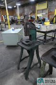 DAVIS SEWING MACHINE CO. MODEL UNKNOWN KICK PRESS