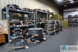 **(Lot) Raw Material inventory located throughout facility**Subject to bid confirmation