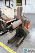 1,000 LB. CAPACITY AMERICAN STEEL LINE MODEL 60 EXPANDING MANDREL UNCOILER; S/N 8260 (NEW11-1980)