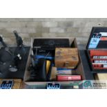 (LOT) MISCELLANEOUS INSPECTION GAGES