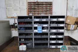 (LOT) MISCELLANEOUS SPRINGS AND NITROGEN CYLINDERS