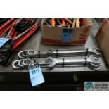 (LOT) LARGE CAPACITY COMBINATION WRENCHES