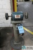 """6"""" STAND MOUNTED DOUBLE END GRINDER"""