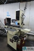"6"" X 18"" KENT MODEL SGS-618M HAND FEED SURFACE GRINDER; S/N 38461 (NEW 10-1999), 6"" X 18"" KENT"