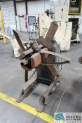 1,000 LB. CAPACITY AMERICAN STEEL LINE MODEL 60 EXPANDING MANDREL UNCOILER; S/N 8259 (NEW 11-1980)