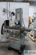 """6"""" X 12"""" PARKER-MAJESTIC HAND FEED SURFACE GRINDER; S/N NA, 220/440 VOLTS, 3-PHASE, 1-1/2 HP SPINDLE"""