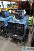 300 AMP MILLER CP-302 WELDER; S/N LC190166, WITH MILLER 22A 24 VOLT WIRE FEEDER **LOCATED AT 4119