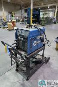 180 AMP MILLER SYNCROWAVE 180SD SQUARE WAVE TIG WELDER; S/N LB233314 **LOCATED AT 4119 BINION WAY,