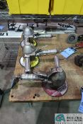 """7"""" PNEUMATIC GRINDERS **LOCATED AT 4119 BINION WAY, LEBANON, OH 45036**"""
