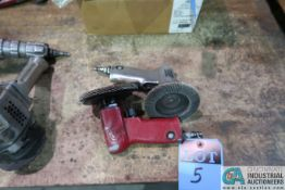 """4-1/2"""" PNEUMATIC GRINDERS **LOCATED AT 4119 BINION WAY, LEBANON, OH 45036**"""