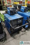 300 AMP MILLER CP-302 WELDER; S/N LB273301, WITH MILLER 22A 24 VOLT WIRE FEEDER **LOCATED AT 4119