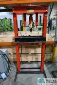 12 TON NORCO H-FRAME HYDRAULIC PRESS **LOCATED AT 4119 BINION WAY, LEBANON, OH 45036**