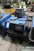 300 AMP MILLER CP-302 WELDER; S/N LE233511, WITH MILLER 60 SERIES 24 VOLT WIRE FEEDER **LOCATED AT