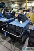 300 AMP MILLER CP-302 WELDER; S/N LB251736, WITH MILLER 60 SERIES 24 VOLT WIRE FEEDER **LOCATED AT
