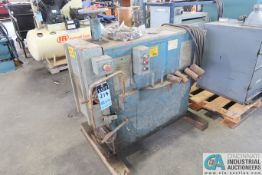 ELAURSEN MODEL M3 WIRE STRIPPING MACHINE; FAB #635014, 3-PHASE, 220/440 VOLTS **LOCATED AT 110