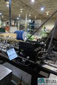 """BUG-O MODEL MDS-1003 TRACK WELDER WITH 144"""" TRACK **LOCATED AT 4119 BINION WAY, LEBANON, OH 45036**"""