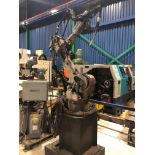 MOTOMAN ROBOT- WELDER MOD. YR-UP6-A02, 350 AMPS, S/N: S9M331-1-13