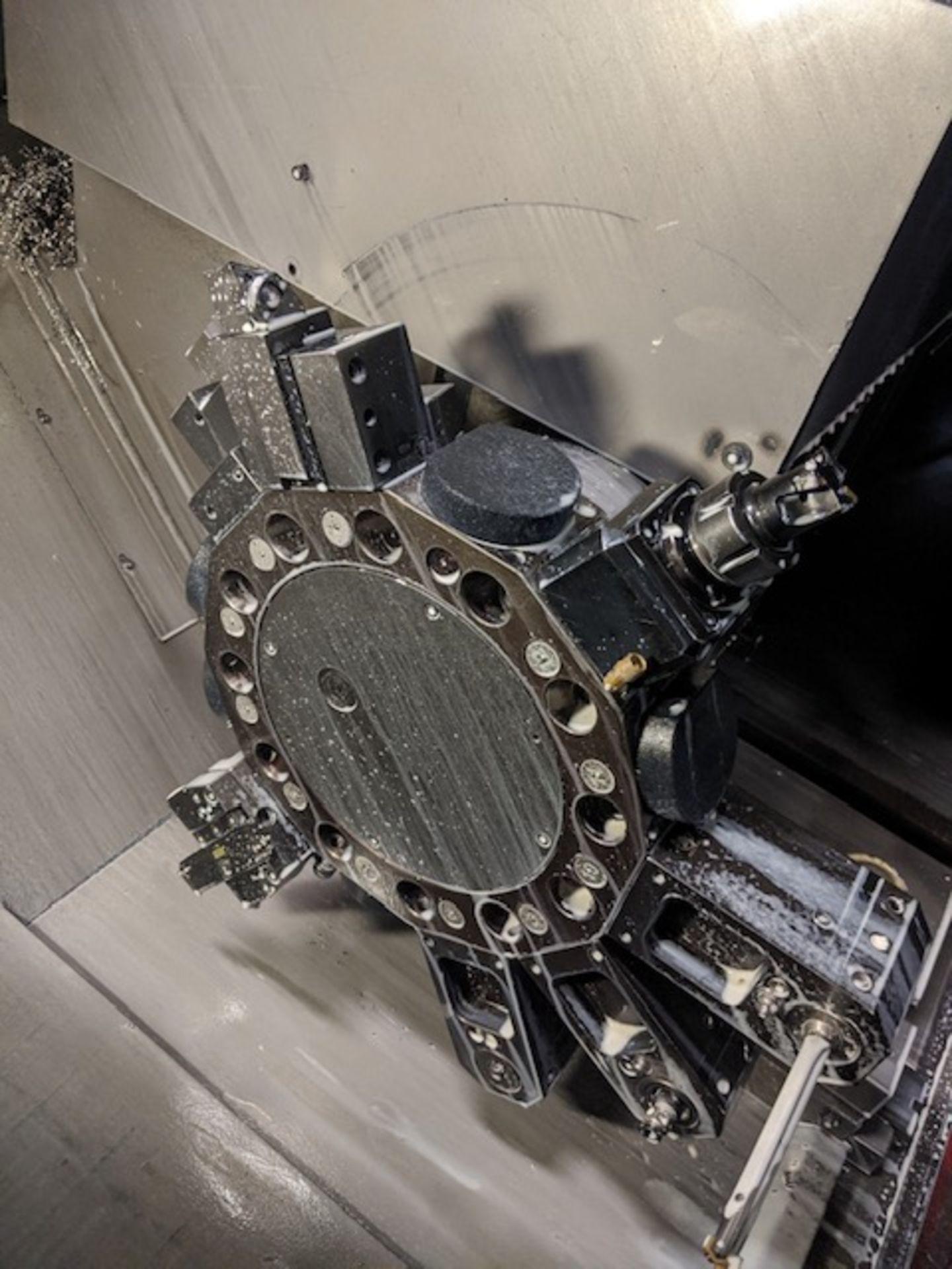 JOHN FORD CNC TURNING CENTER MOD. SL-60-2S, - Image 5 of 6