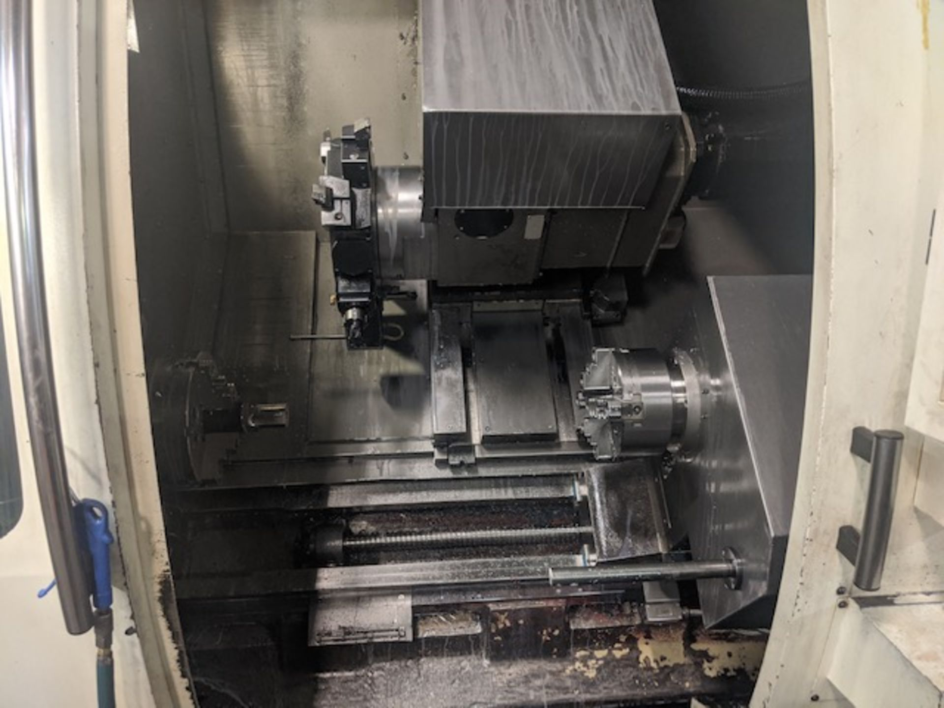 JOHN FORD CNC TURNING CENTER MOD. SL-60-2S, - Image 2 of 6