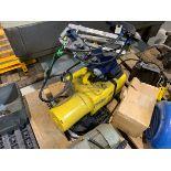 YALE ELECTRIC HOIST, 2000 LBS CAP, 575 VOLTS