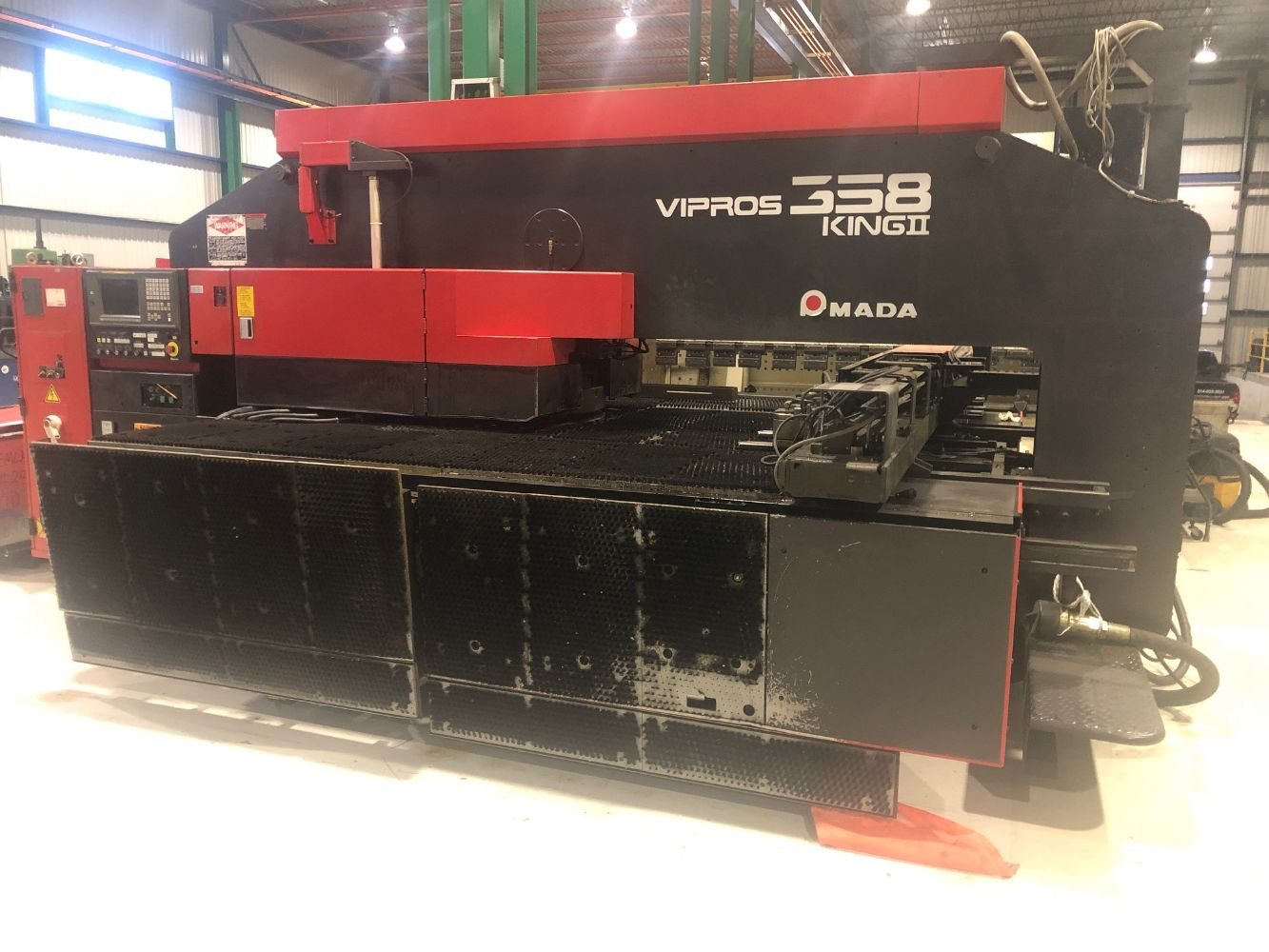CNC FABRICATING MACHINERY