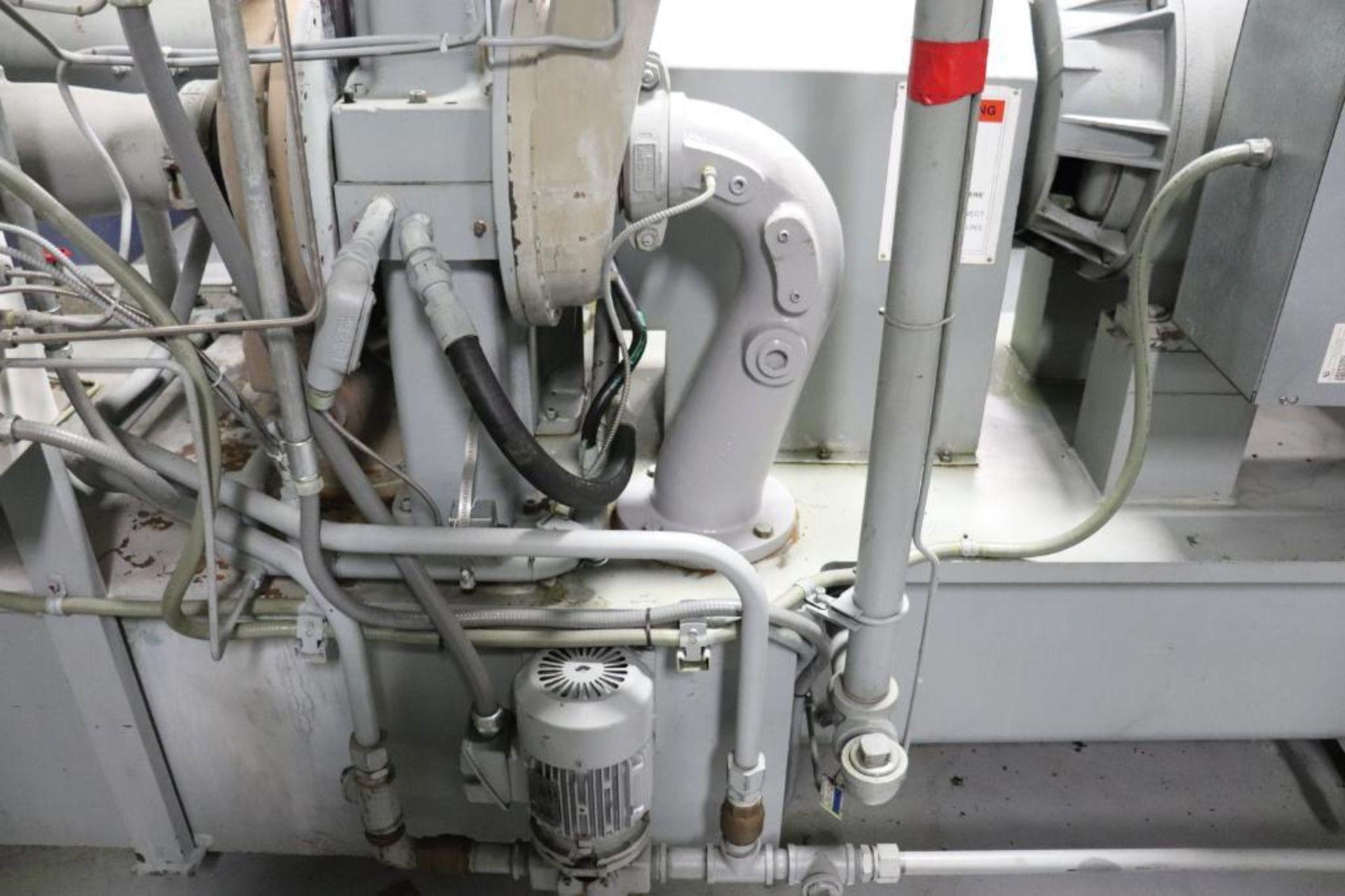 Elliot 180AD 1800 CFM compressor w/ dryer - Image 8 of 19