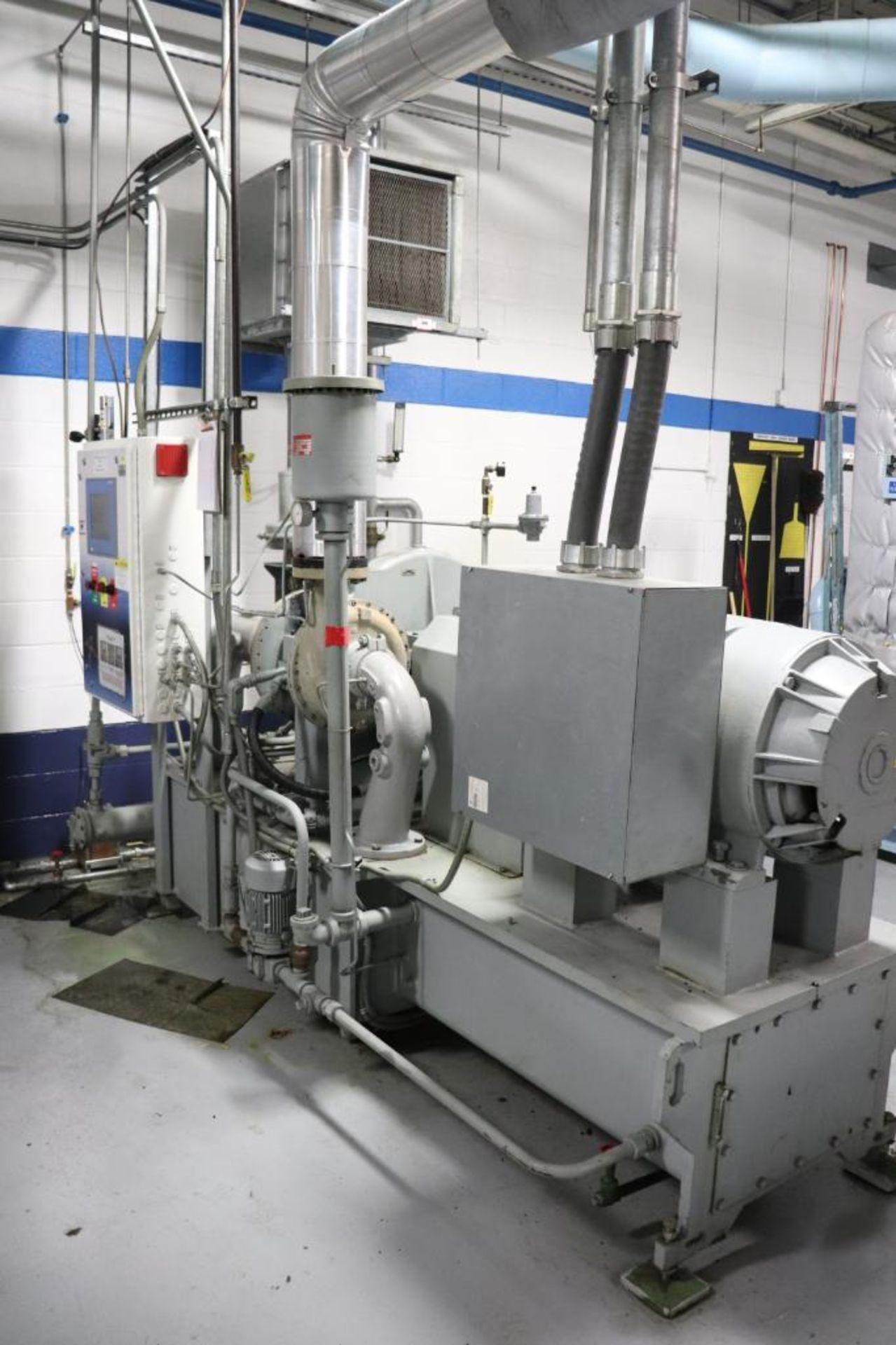 Elliot 180AD 1800 CFM compressor w/ dryer - Image 7 of 19