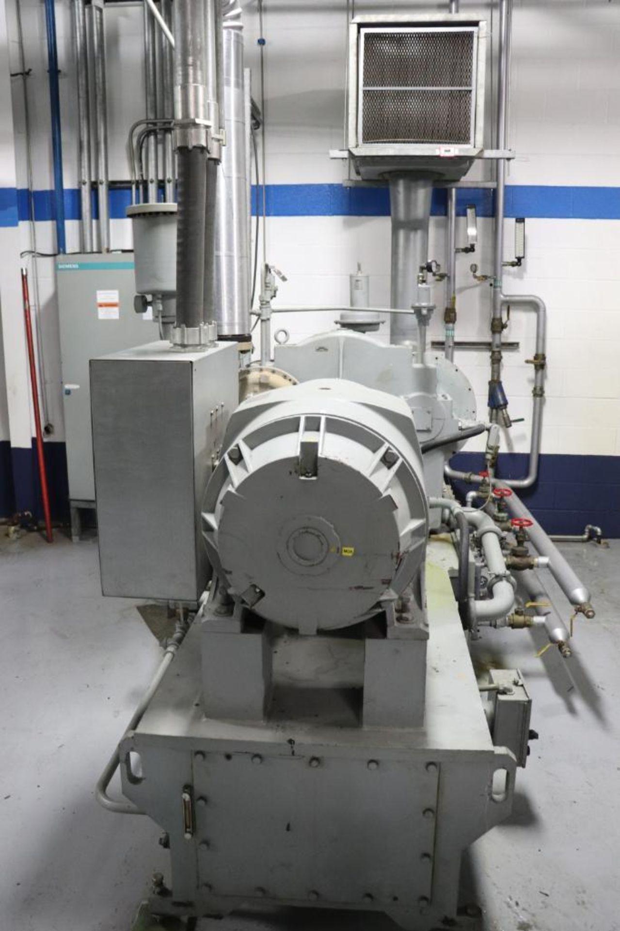 Elliot 180AD 1800 CFM compressor w/ dryer - Image 4 of 19