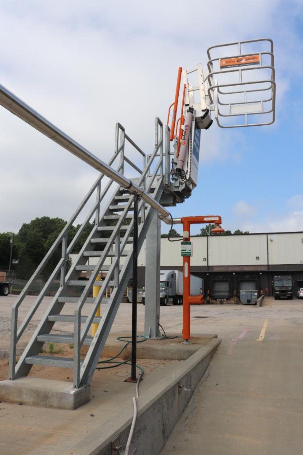 SafeRack truck loading and unloading platform - Image 2 of 10