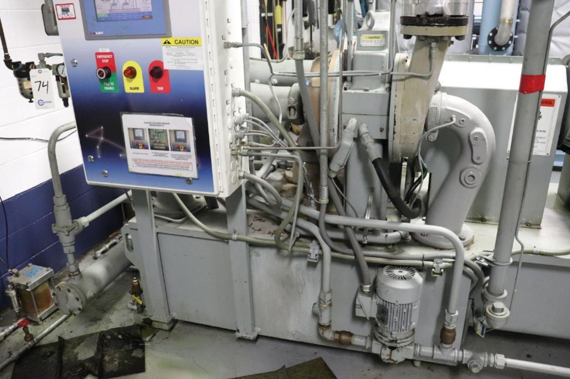 Elliot 180AD 1800 CFM compressor w/ dryer - Image 3 of 19