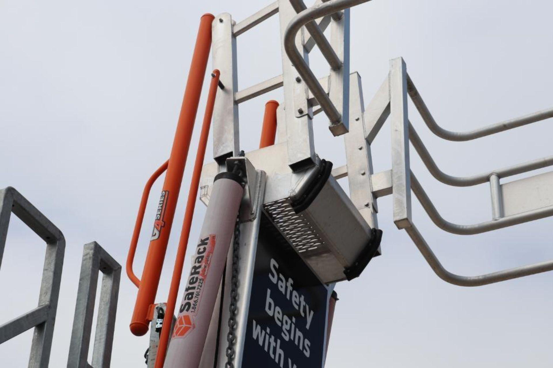 SafeRack truck loading and unloading platform - Image 9 of 10