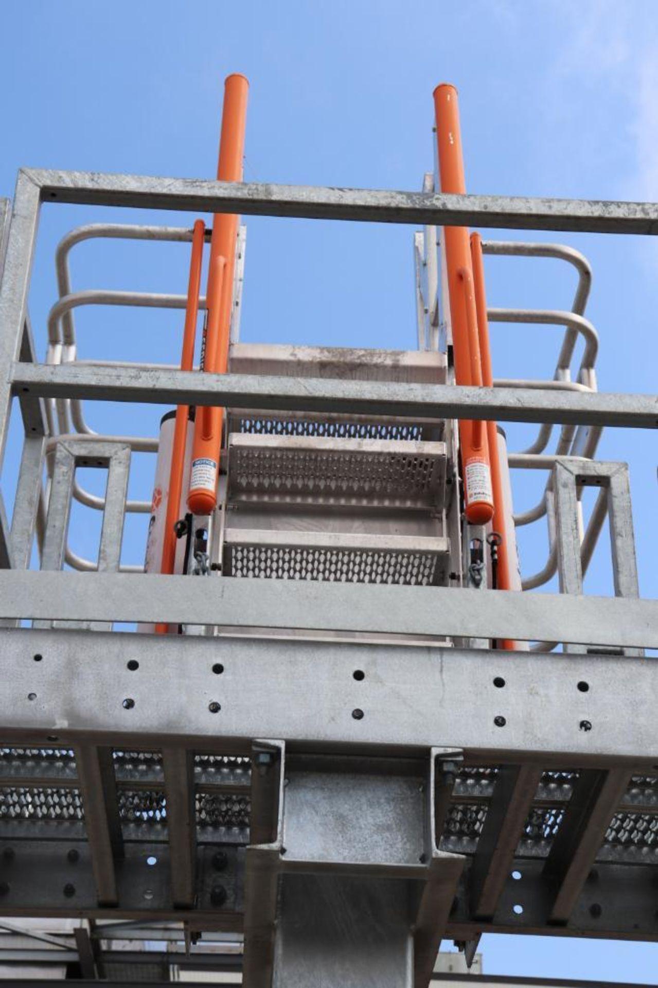 SafeRack truck loading and unloading platform - Image 7 of 10