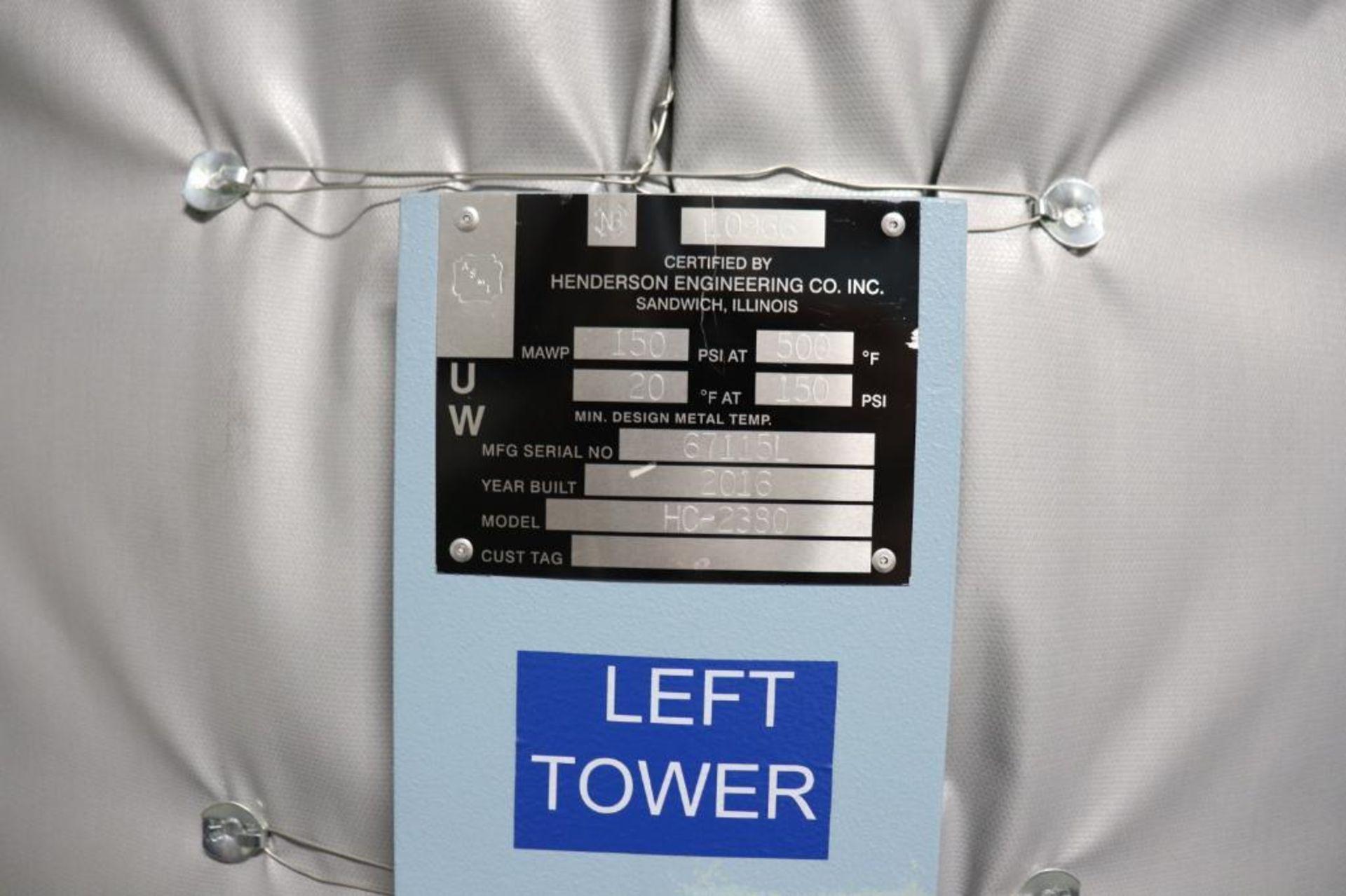Elliot 180AD 1800 CFM compressor w/ dryer - Image 18 of 19