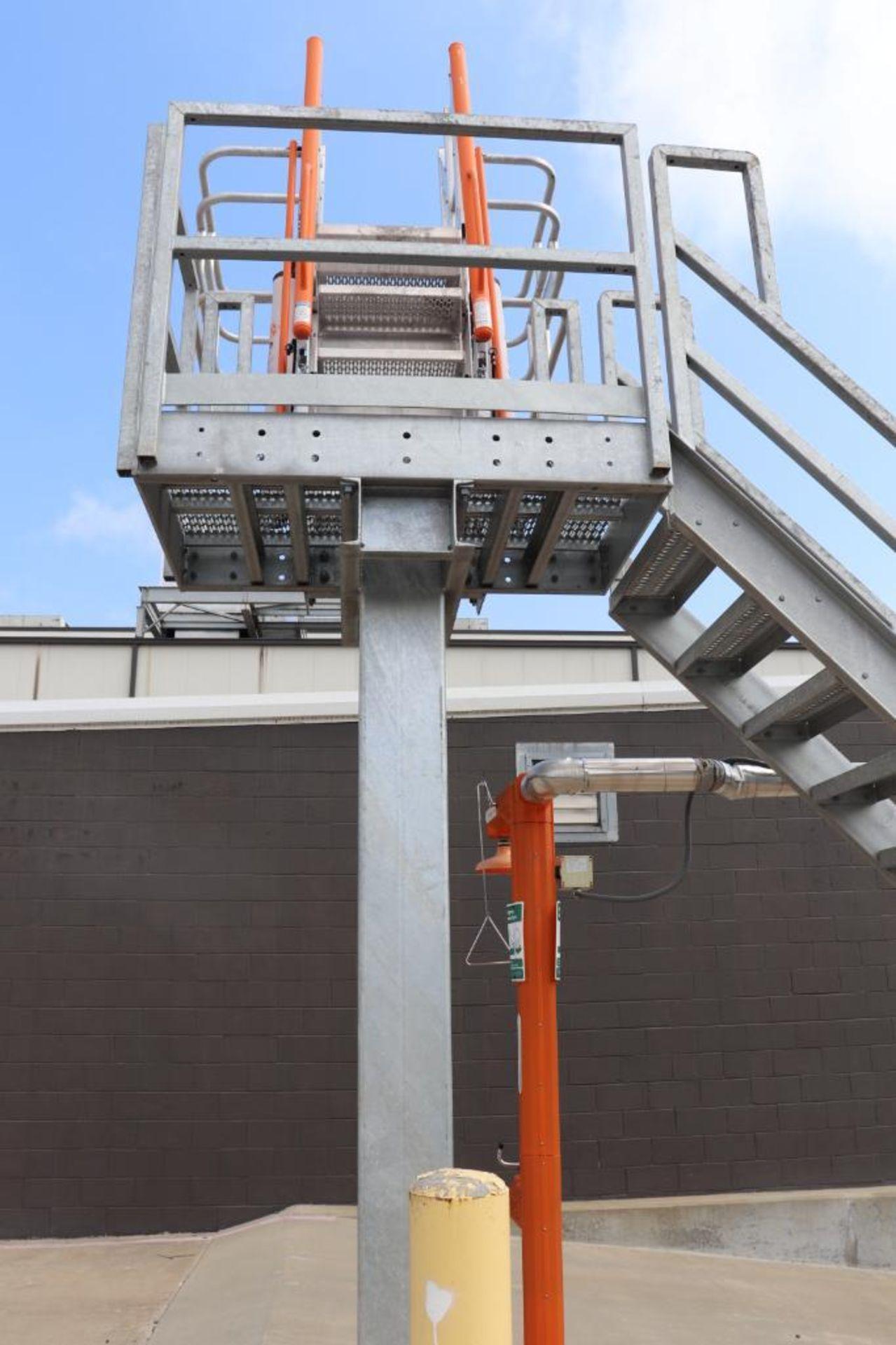 SafeRack truck loading and unloading platform - Image 8 of 10