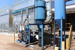 Torit Donaldson TD 573 dust collection systems