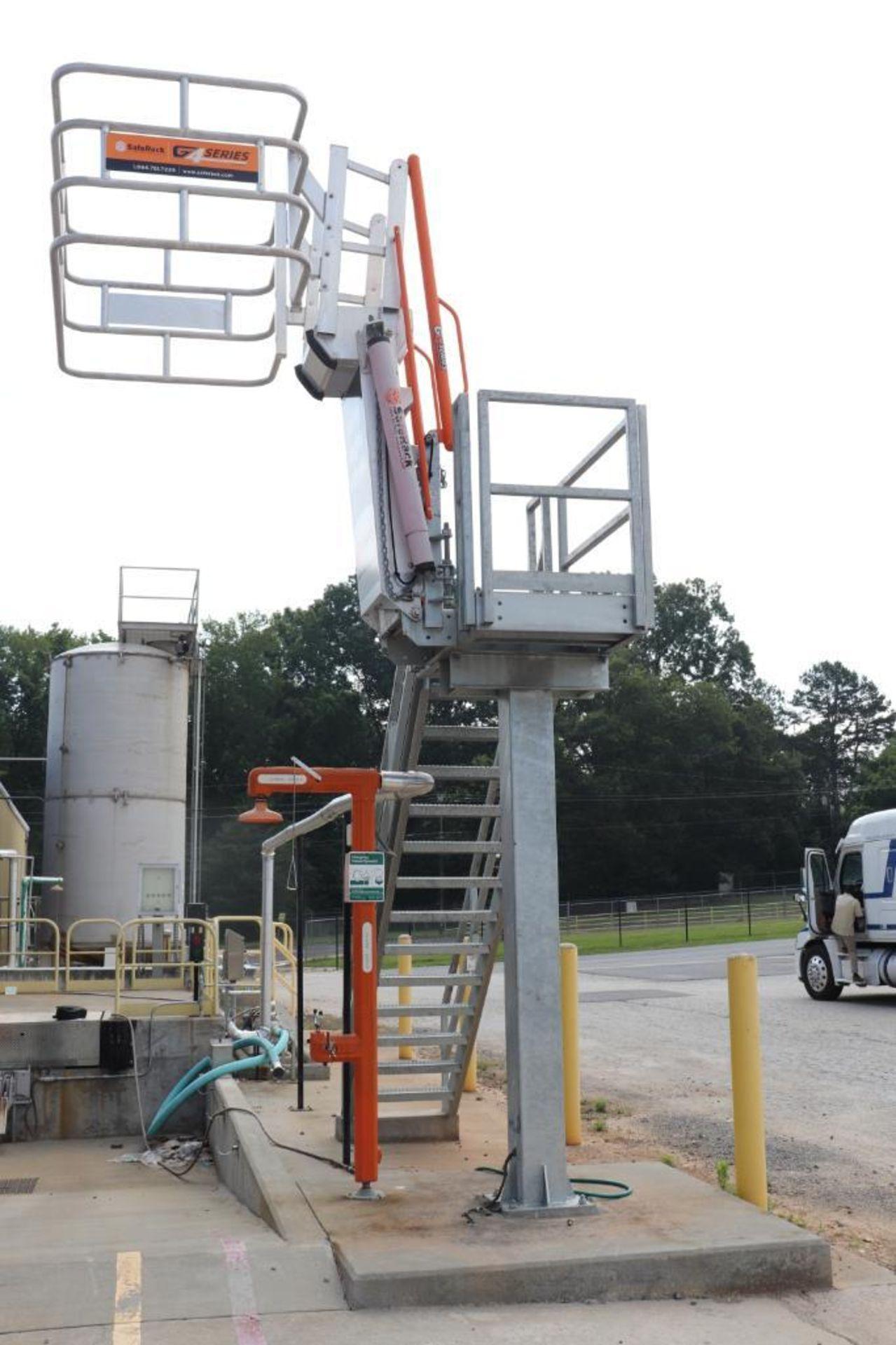 SafeRack truck loading and unloading platform - Image 4 of 10