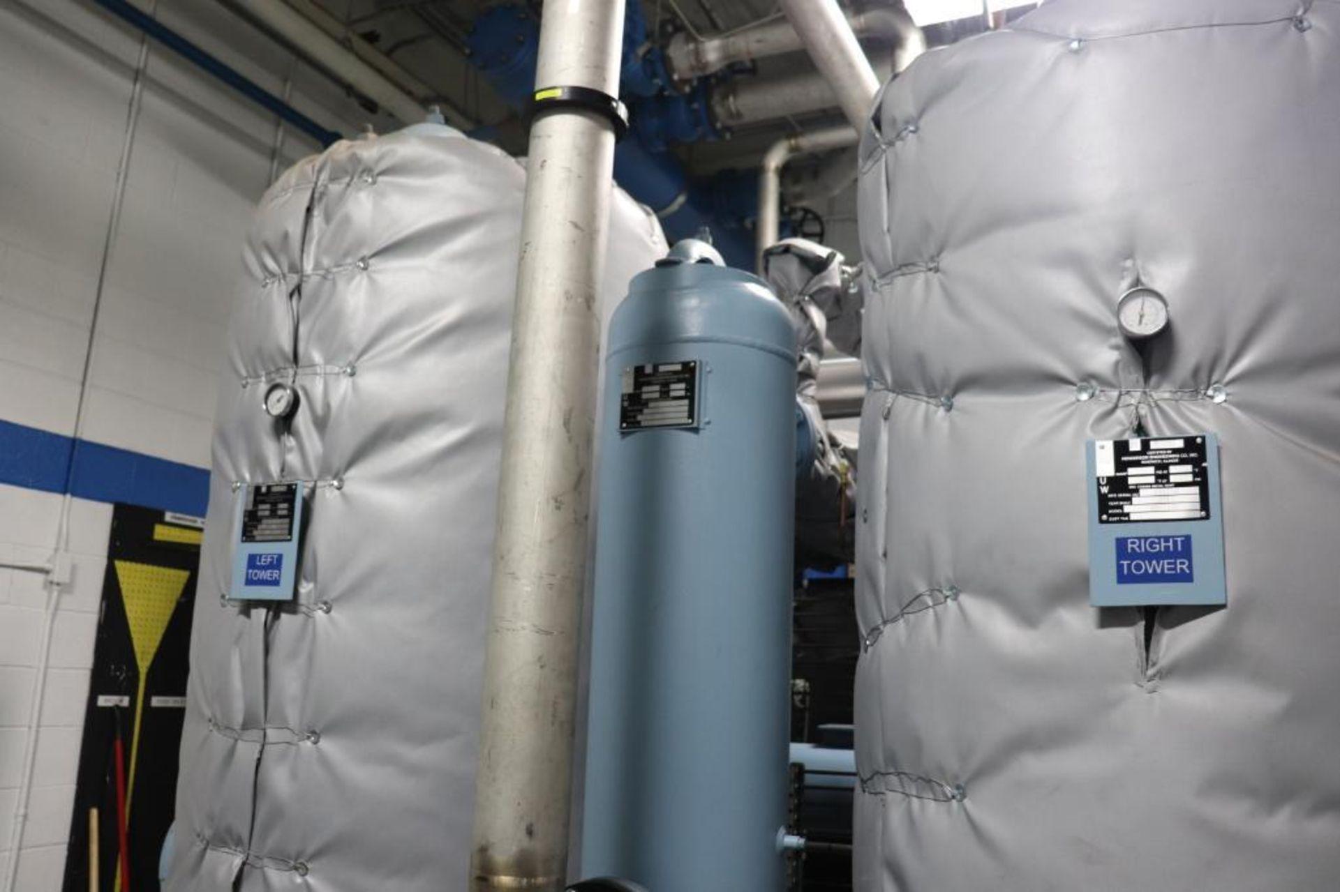 Elliot 180AD 1800 CFM compressor w/ dryer - Image 15 of 19
