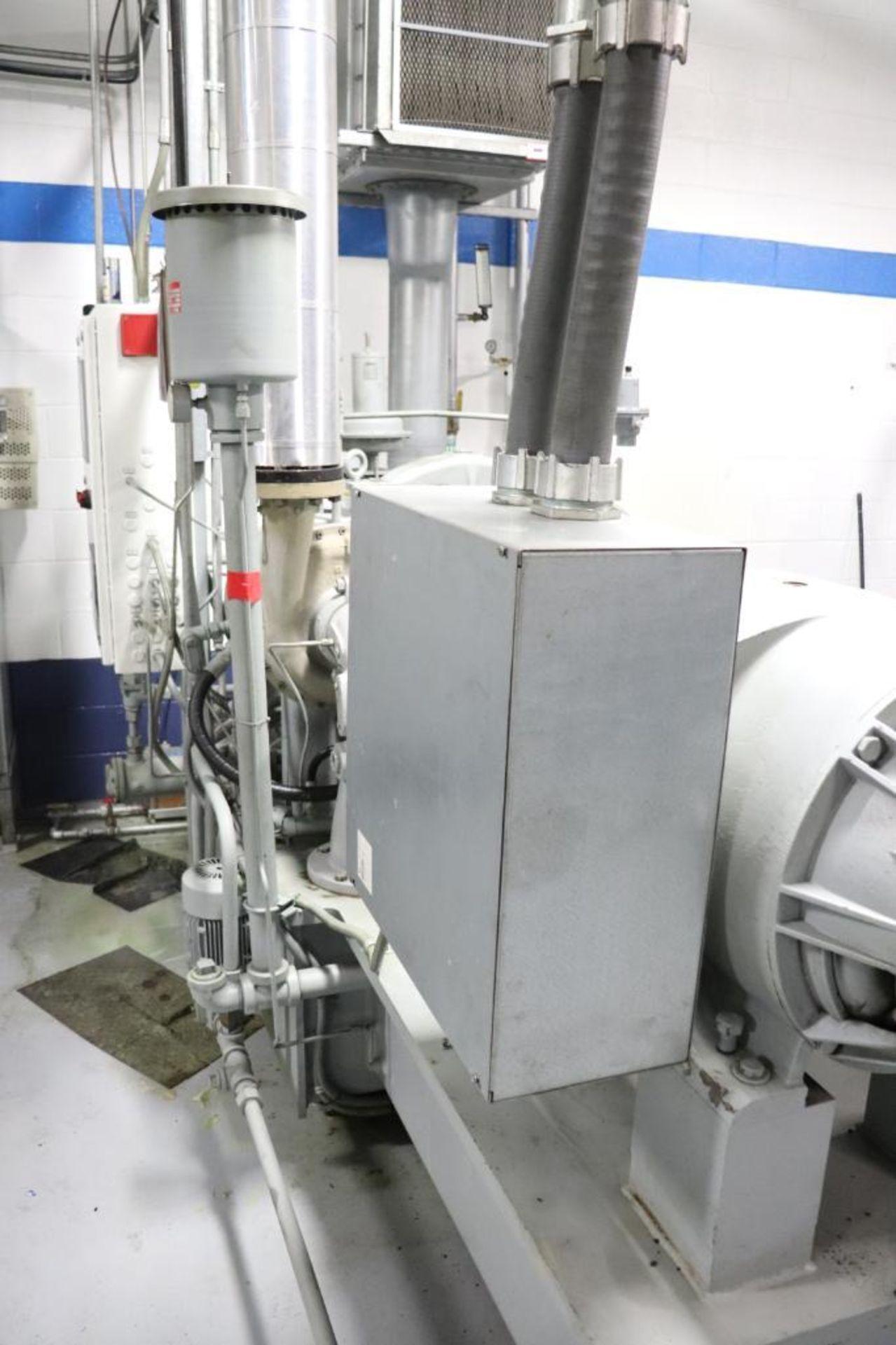 Elliot 180AD 1800 CFM compressor w/ dryer - Image 9 of 19