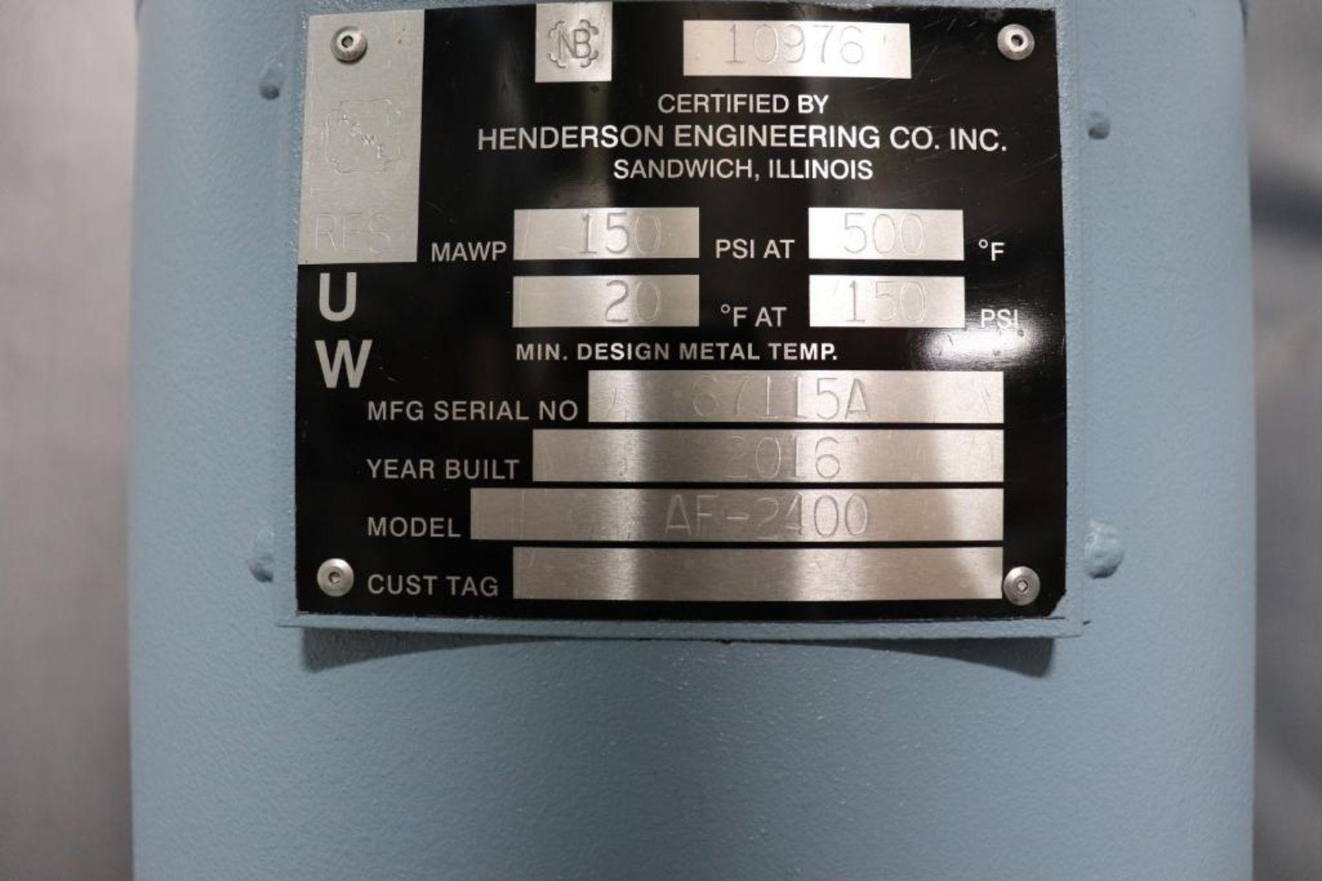 Elliot 180AD 1800 CFM compressor w/ dryer - Image 17 of 19