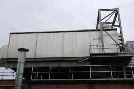 Trane Custom Climate Changer Air Handler roof top unit
