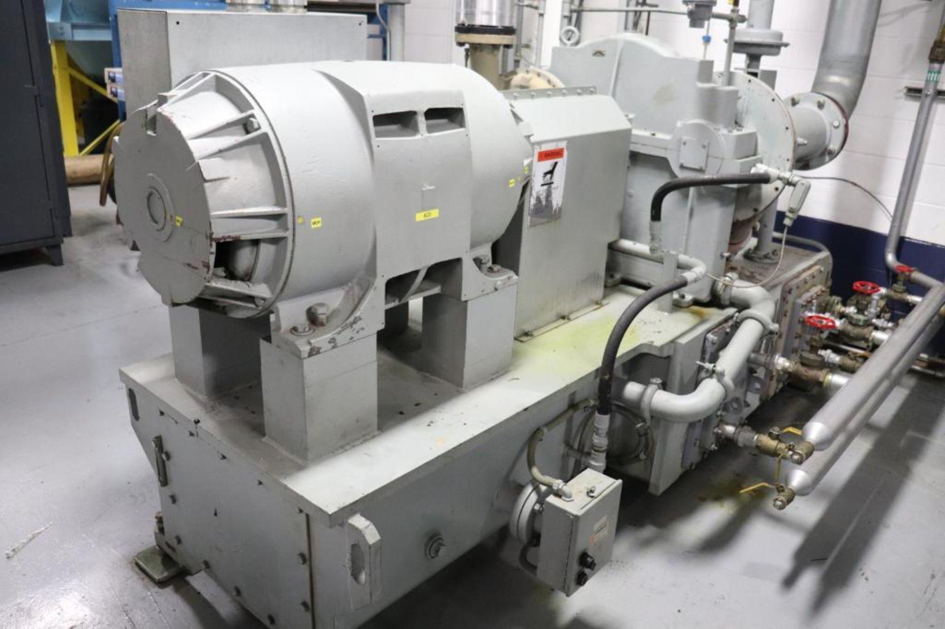 Elliot 180AD 1800 CFM compressor w/ dryer - Image 5 of 19