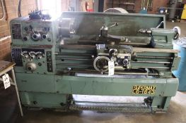 Supermax LG-1643 geared head lathe