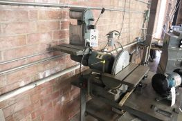 Belt & Disc sander 2hp/110/220/1ph