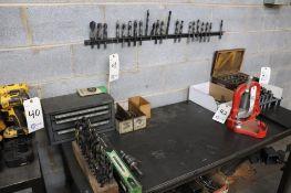Drill sets including Huot fractional index cabinet